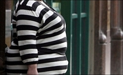 An overweight woman. The number of obese people in Sweden has doubled in the past 25 years, with one in 10 Swedes now considered largely overweight, a Statistics Sweden study showed.(AFP/File/Paul Ellis)